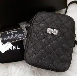 Chanel camera box shoulder crossbody bag